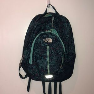 NorthFace backpack. Perfect for school or hiking.